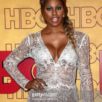 Laverne-Cox-wearing-EC-Emmys-2017